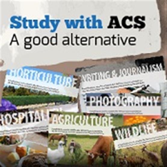 ACS Distance Education Courses | Australian Correspondence Schools