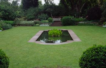 Water garden landscape design books distance education for Garden pond design books