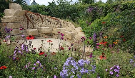 Natural Garden Distance Education Bush Garden Design Online
