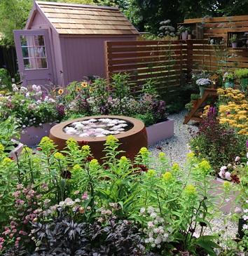 Garden Design Certificate course | Home Study | Distance ...