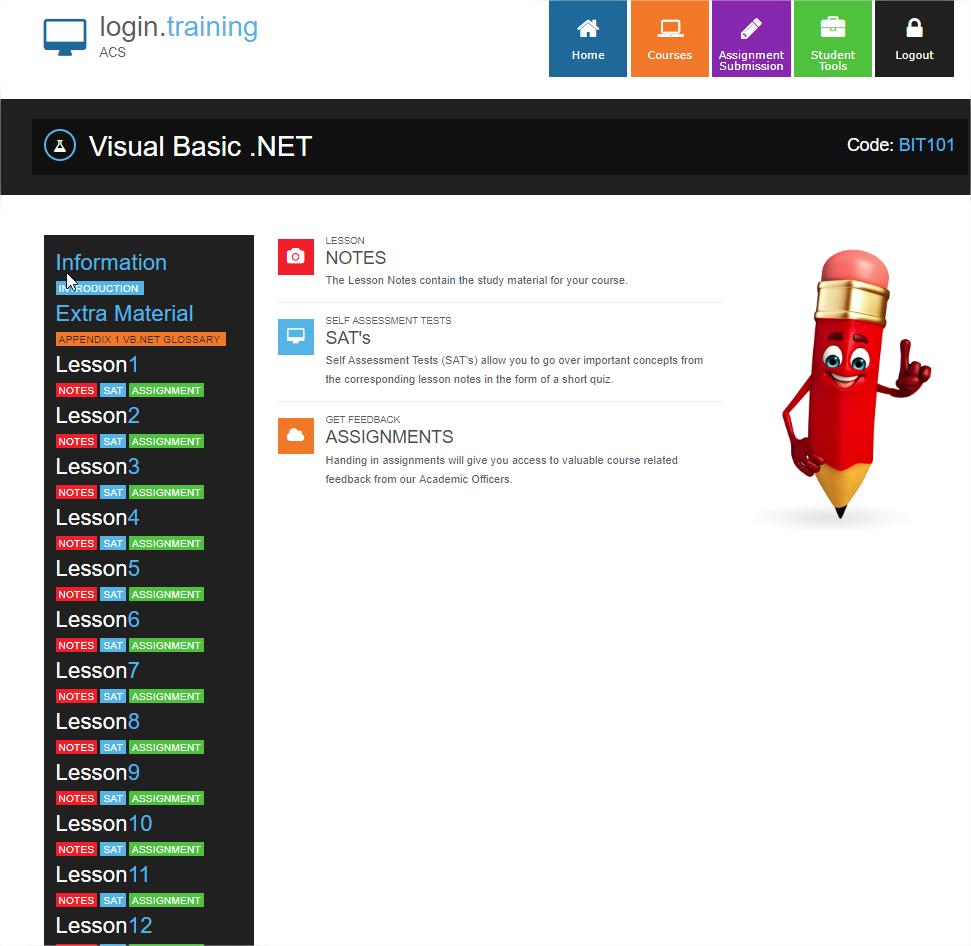 Visual Basic.Net Course